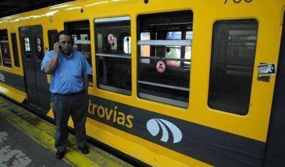 """Metrodelegados """"preocupados"""" por el traspaso del subte"""