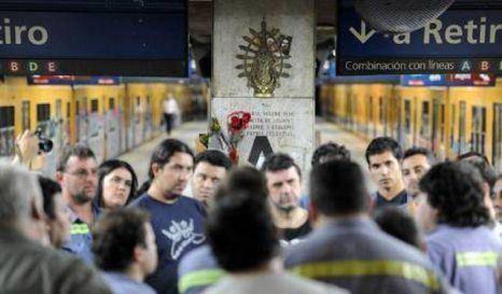 El PRO confronta con Metrodelegados