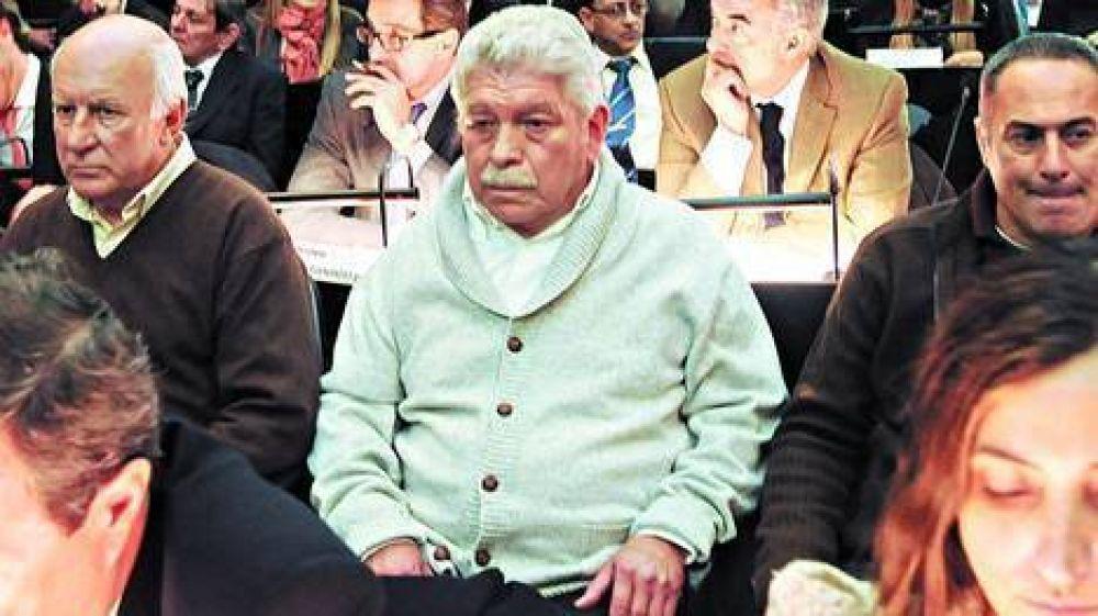 Preso, José Pedraza perdió el control de la Unión Ferroviaria