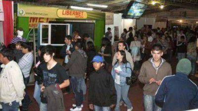Unas 25 mil personas visitaron la Expo Trelew y la pr�xima edici�n durar�a no m�s de seis d�as