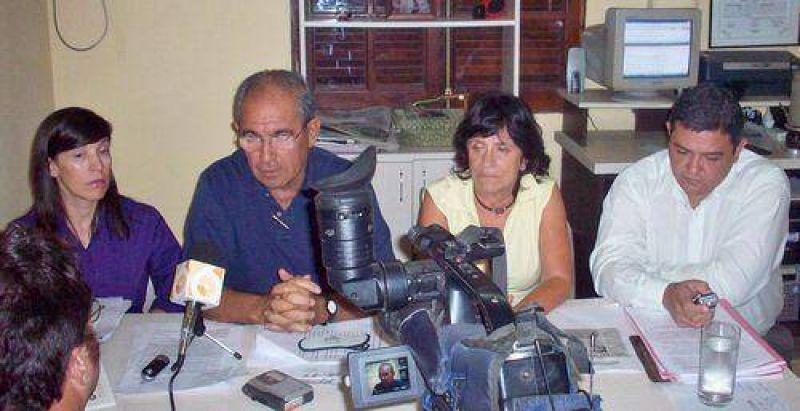 Coparticipación sojera: Concejales del PJ quieren aceptar el dinero.