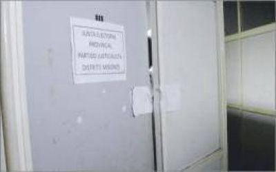 Para Viana integrantes de la Junta Electoral del PJ fueron comprados