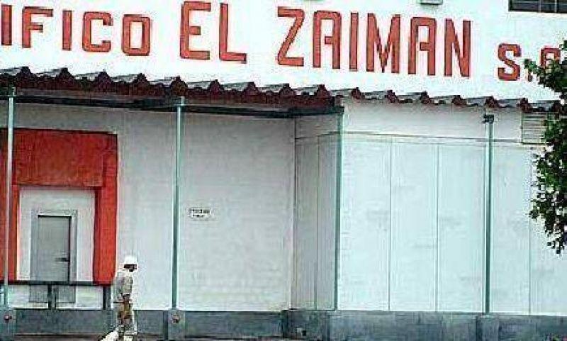 """Crecen las internas por la toma del Frigor�fico """"El Zaim�n"""""""