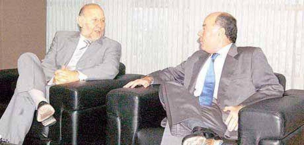 Embajador brasileño visitó a Insfrán para estrechar lazos comerciales y de inversión.