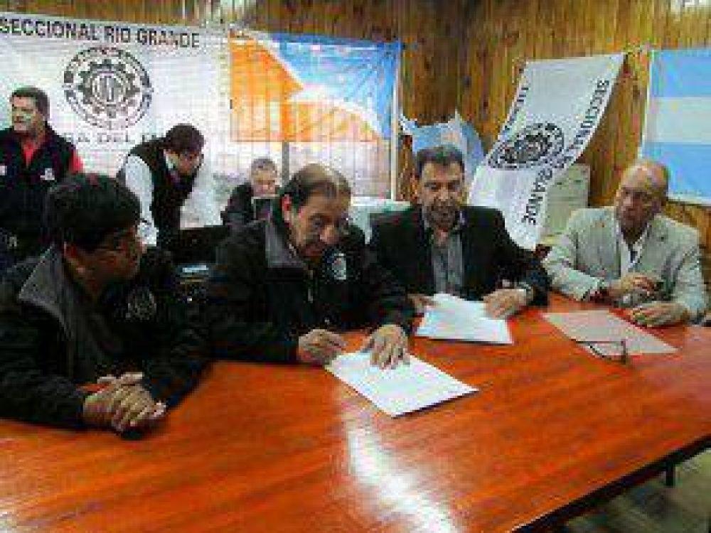 Gobierno abrirá un nuevo Centro de Atención Rápida del Registro Civil en la sede de la UOM