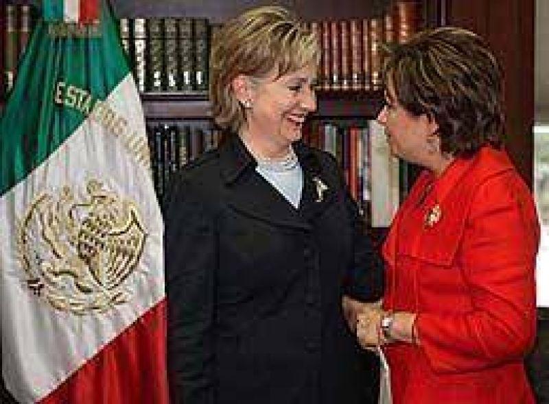 EEUU creará una oficina para combatir el narcotráfico en México