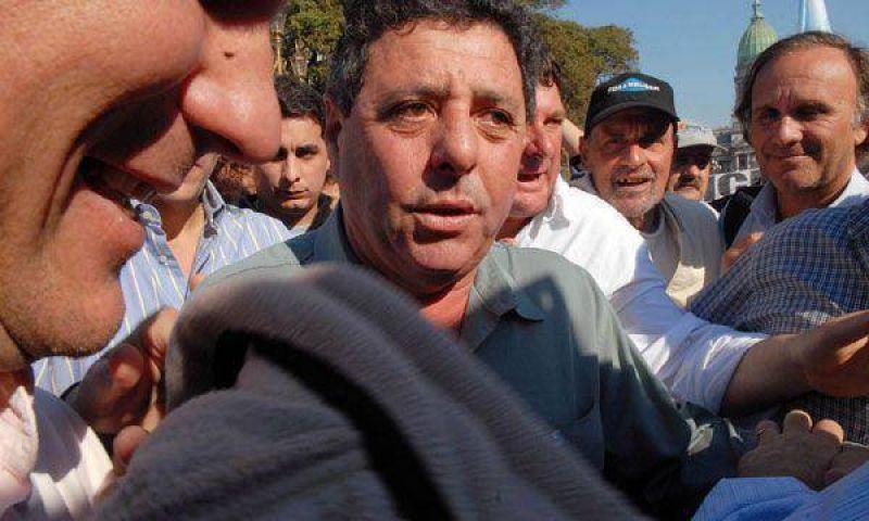 De Angeli volvió a insultar al gobernador Urribarri