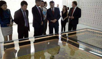Una empresa multinacional china está interesada en invertir en Mendoza
