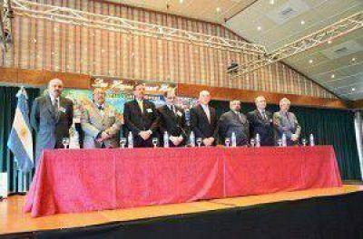 El Vicegobernador Crocianelli encabez� la apertura de la LII Asamblea Anual Ordinaria del Consejo Vial Federal