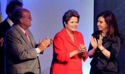 Rousseff ratificó la continuidad del proceso de integración entre la Argentina y Brasil