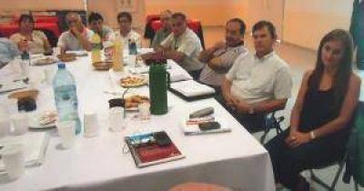 Chaco participó de reunión para tratar el Plan de Desarrollo Sustentable de la producción algodonera