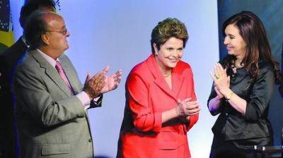 Dilma le hizo reclamos a Cristina por las trabas al comercio bilateral