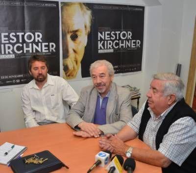 Hoy se estrena la película de Néstor Kirchner