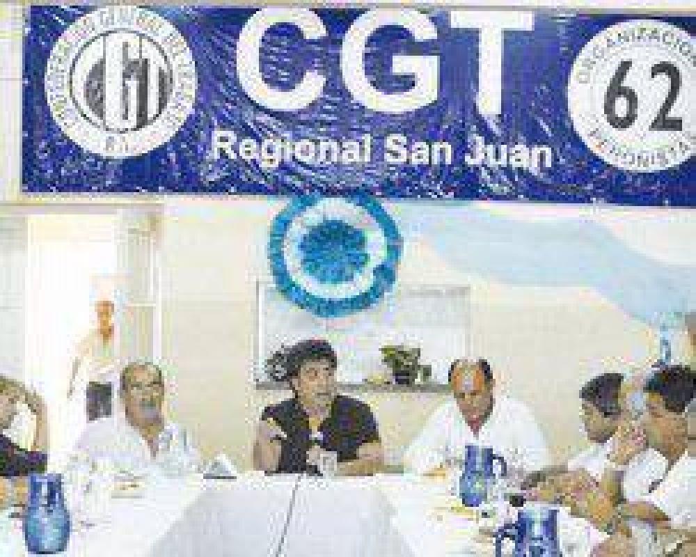 La CGT, reunida por la promoción: acordaron tomar medidas de fuerza