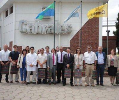Diputados provinciales comprometidos con la industria marplatense