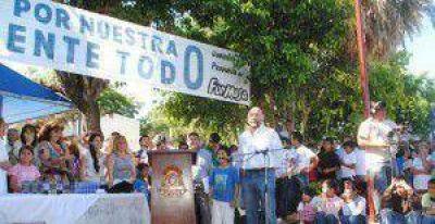 Reprograman operativo solidario en el barrio San José Obrero