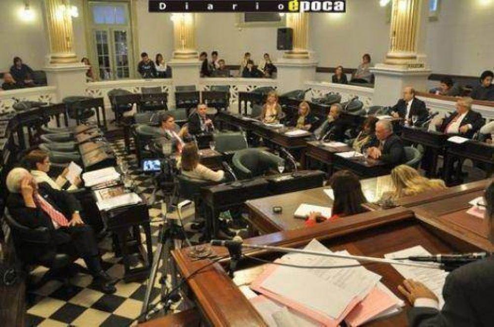 El presupuesto para el 2013 prevé recursos y gastos por $11.900 millones