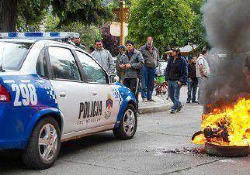 No hay acuerdo y crece la tensión en San Martín