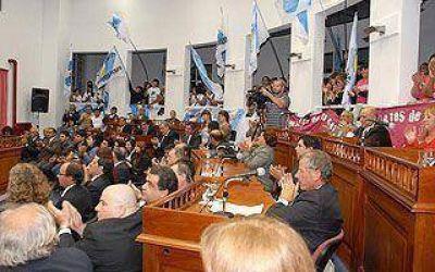 PRESIDENTE PERÓN: El Concejo tratará el Presupuesto 2013 y aumento de tasas