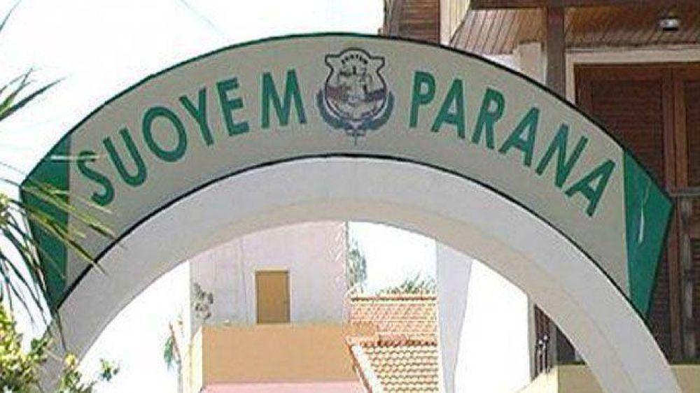 Paraná: se podrían postergar las elecciones del Suoyem
