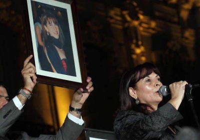Apoyo de la Legislatura a la postulación de Susana Trimarco para el Premio Nobel de la Paz