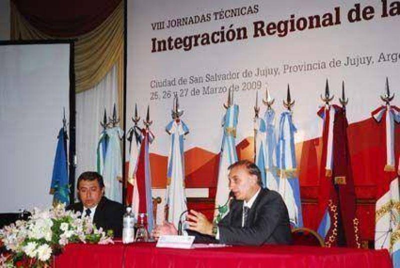 Proceso de integraci�n tributaria regional concluir�n hoy las exposiciones y debates.