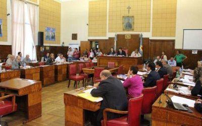 Una sesión K en el Concejo Deliberante