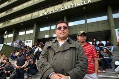 Dieron de baja al gendarme Raúl Maza, vocero durante el conflicto salarial