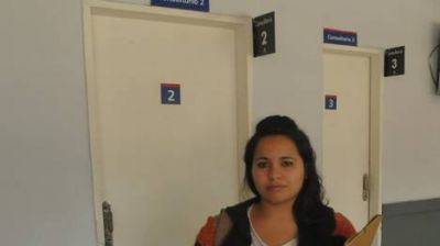 La pediatra que salvó a Santino lo visitó en la Maternidad