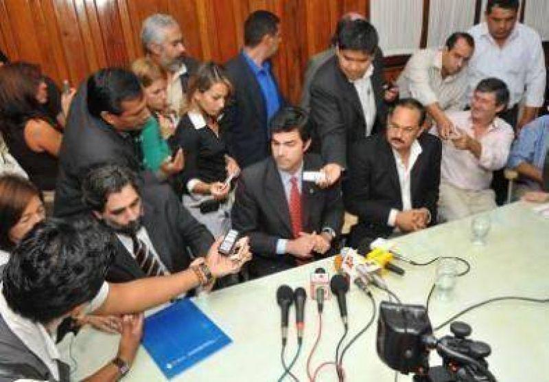 Implementarán planes de empleo y de asistencia en Tartagal.