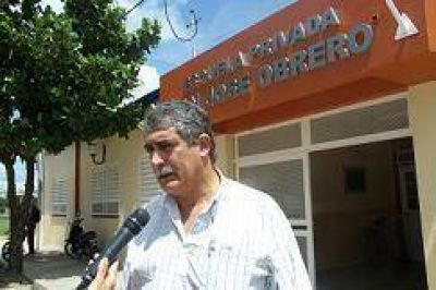 Operativo solidario en el Barrio San José Obrero