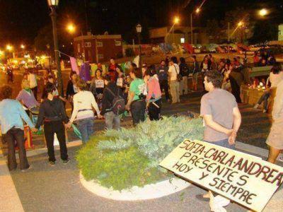 Caso Sofía: vigilia a tres meses del crimen