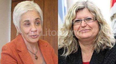 Renunci� la ministra de Educaci�n, Letizia Mengarelli, y designaron a Claudia Balagu�