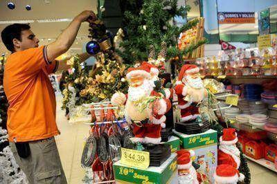 Los productos de la canasta navideña aumentaron entre 15% y 20% este año
