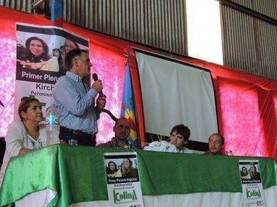 Plenario de KOLINA Primera Secci�n en Jos� Le�n Su�rez