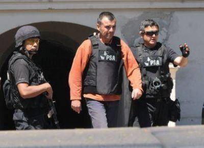 La trama alrededor del ex jefe policial