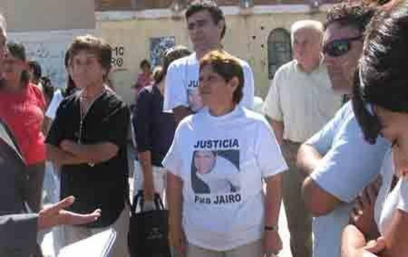Se suspendi� la reconstrucci�n del hecho del caso Jairo Gonz�lez