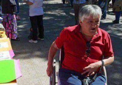 Discapacitados reclamaron por sus derechos