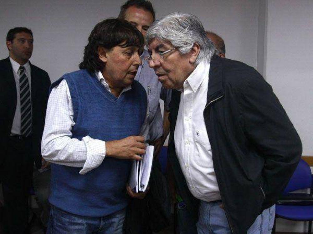 Micheli y Moyano se reúnen hoy para analizar una marcha antes de fin de año