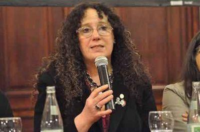 Macri desconoce la libertad sindical, afirm� la diputada Naddeo