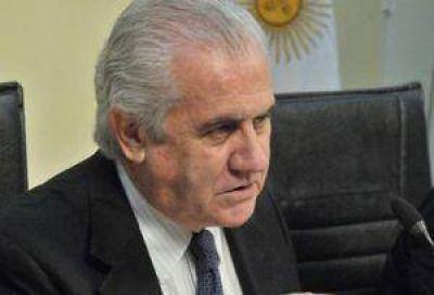 Baquero dice que no renunciará ni que cumplirá otra función fuera del Chaco