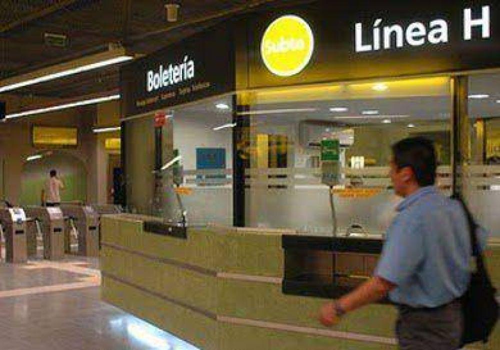 Metrodelegados confirmó el paro escalonado para los próximos días