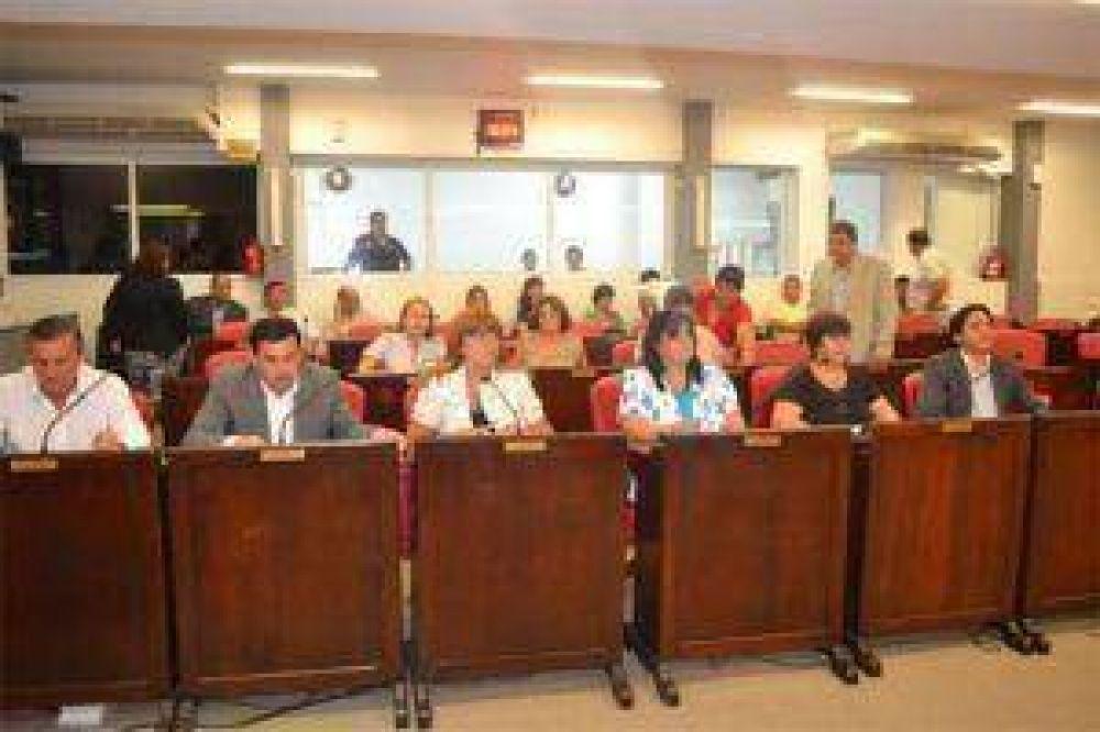 Hoy el Concejo trataría un proyecto para dejar sin efecto la suba del boleto