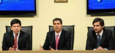 GOBIERNO INVIERTE 3.000 MILLONES DE PESOS PARA GARANTIZAR AGUA POTABLE A TODOS LOS CHAQUEÑOS