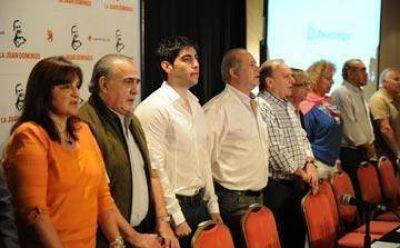 En Mar del Plata, La Juan Domingo pidió a Scioli en Nación y Massa en Provincia para el 2015