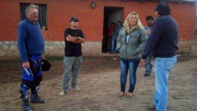 Rescataron a un endurista perdido en Tafí del Valle