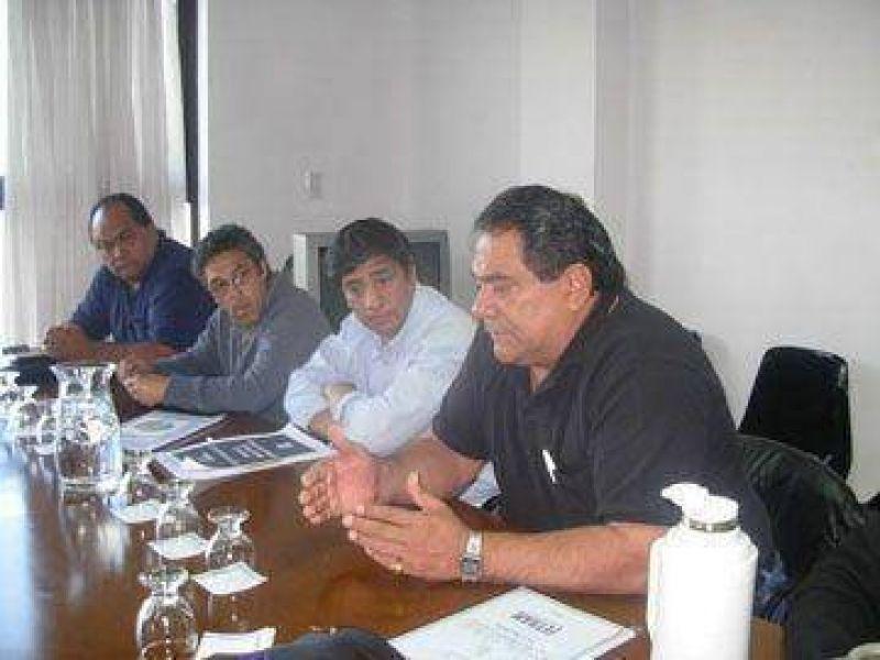 Plenario de Secretarios Generales de la FETRAM en Río Gallegos