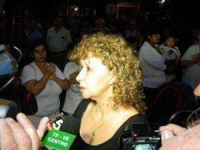 Dina Acevedo mamá de Agustina: Estamos muy preocupados porque pasó un fin de semana malo. Alcanzó a balbucear el apodo del que esta detenido