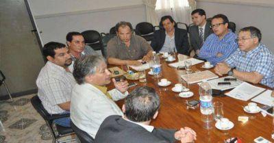 Diputados Justicialistas se reunieron con el Ministro de Infraestructura