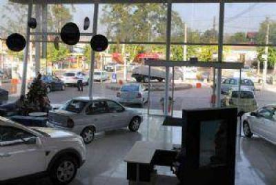Otro mes con caída en las ventas de autos en Mendoza